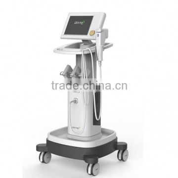 New Style China Hifu Face Lifting Forehead Wrinkle Removal Machine Bags Under The Eyes Removal