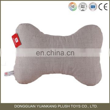 Wholesale Neck Custom Print Plush Car Pillow Shape