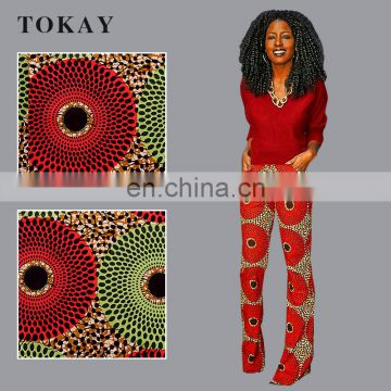 Hot selling african wax prints fabric