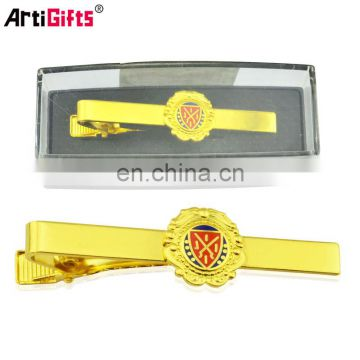 New Product Custom gift plastic box packed tie bar