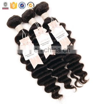 Unprocessed Brazilian virgin Hair Deep Wave
