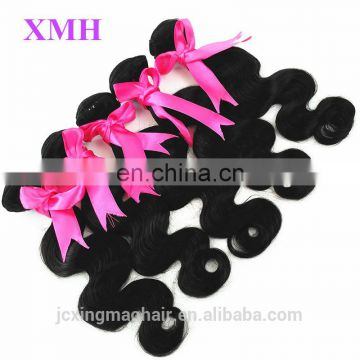 New Arrival Body Wave Wholesale Unprocessed Grade 8A Virgin Brazilian Hair