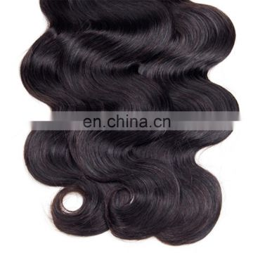 Beautiful 100% Raw Virgin Indian Hair Body Wave Virgin Indian Remy Temple Hair Factory For Cheap