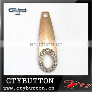 (CTY-ZP003) fashion zipper puller