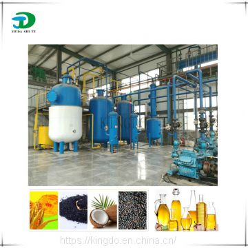 1-50TPD Palm Kernel Processing Machine Price Edible Oil Press Extraction Refinery Plant Palm Oil Machine