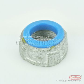 Driflex threading fitting bushing conduit end fittings