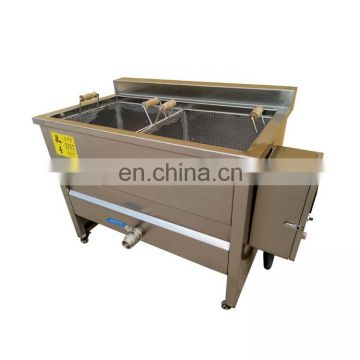 Electric frier machine