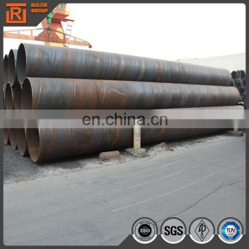 API5L X42,X46,X52 Spiral stainless Steel Pipe Used in oil and Gas Line
