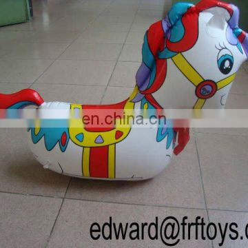 inflatable ride on horse