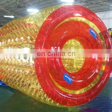 Popular inflatable water roller in China