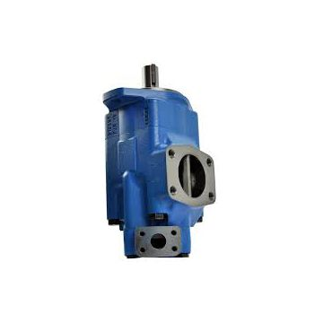 Thru-drive Rear Cover Pvh057r02aa10h002000aw2001ab010a Low Noise Vickers Hydraulic Pump
