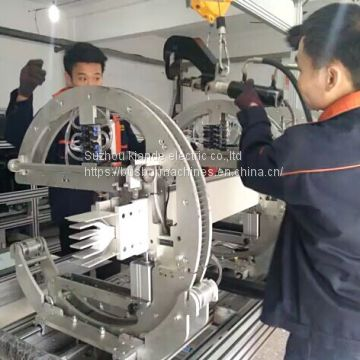Busway Assembly Machine,Busbar Machine For Sandwich Busduct Assmebly