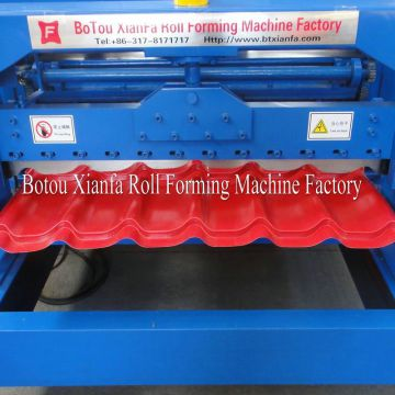 Russia Type For Glazed Tile Making Machine