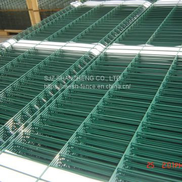 Welded Wire mesh fencing Rigid panel
