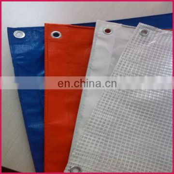 Wind Resistant Cut Size 3%-5% China Made Super Duty Poly Tarps truck cover