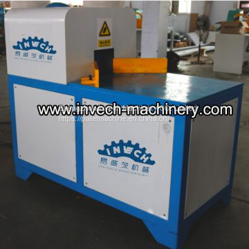 Wood Pallet cut Machine