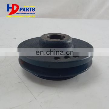 Diesel Engine Parts V2403 Belt Pulley Of Crankshaft