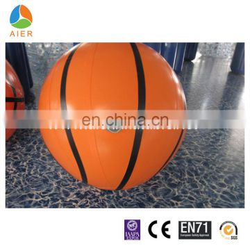 high quality pvc inflatable basketball gate for sale
