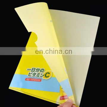 a4 types of plastic file folders