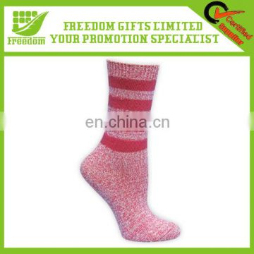 100% Cotton Socks Promotional Customized Socks