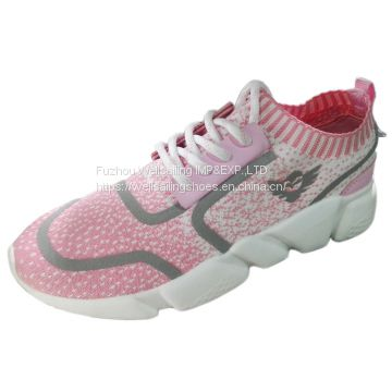 Fashion Women's Sneaker Breathable Mesh Running Sports Shoes