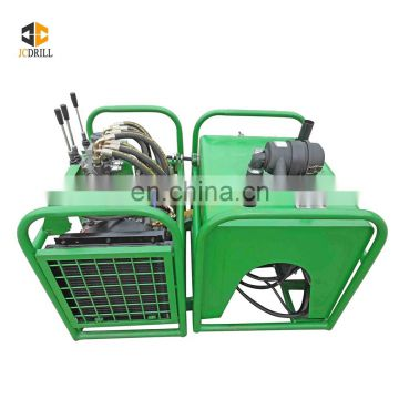 high quality rotary rigs multifunctional crawler type engineering rig for rock drilling