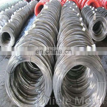 72a high carbon zinc coated spring steel wire  for mattress