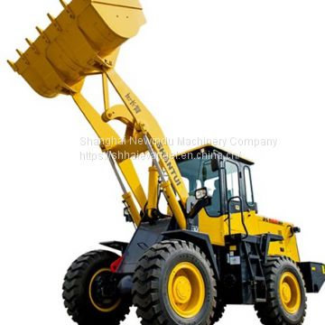 Famous brand SHANTUI 3Ton mini SL30WN Wheel front loader in stock