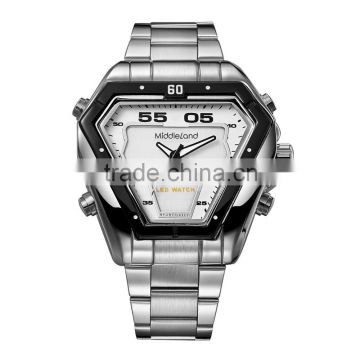 2015 MIDDLELAND 8016 LED SPORTS WIRST WATCH