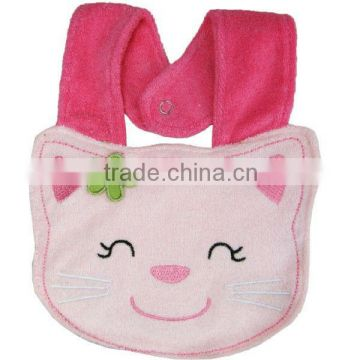 Cheap Animals Style Lovely Baby Bibs