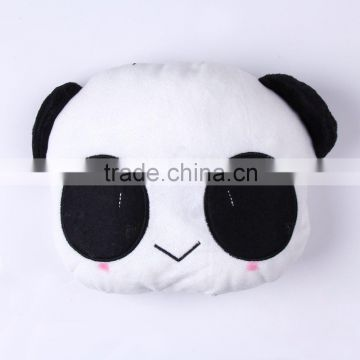 Cute Panda Car Seat Plush Head Rest Cover Neck Support Cushion Pillow For Christmas Birthday Gift Child