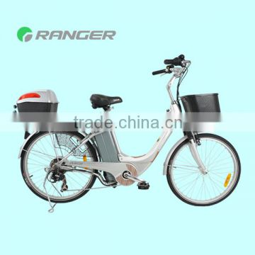 used electric bicycles with 36v 12ah lead acid battery CE                                                                         Quality Choice