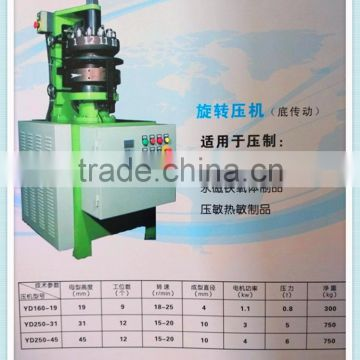 The New 2016 Powder Forming Machine