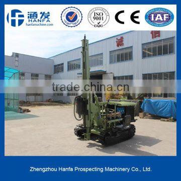 Star product!CE certificate!!perfect drill rig,high efficent!!! HF130Y crawler hydraulic drilling machine