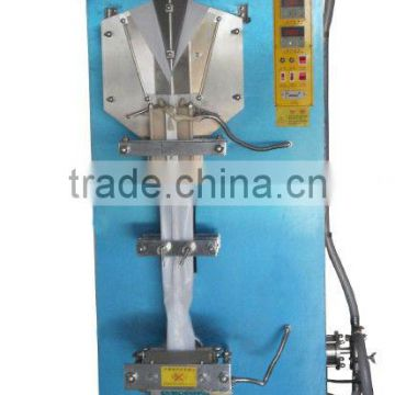 automatic liquid milk filler seal machine