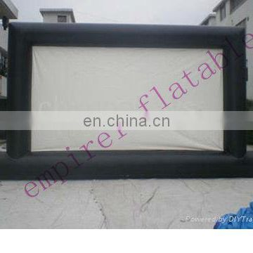 advertising inflatables, inflatable movie screen, inflatable billboard MS029