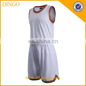 New Best Cheap Custom Logo Latest Design Basketball Jersey