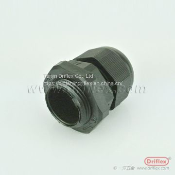 Nylon Cable Glands with NBR Seal for Cabling and Wiring Seal of IP68 Liquid Tight
