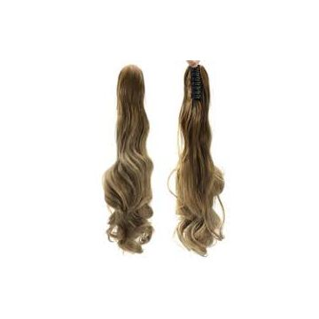 Bouncy Curl Double Layers 14 Inch Cuticle Aligned Russian  Synthetic Hair Extensions