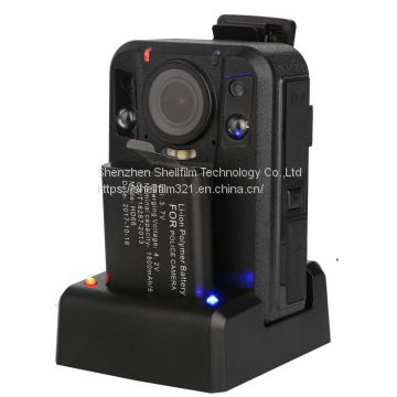 WIFI & GPS & Infrared Technology Digital Portable Body Camera Security Camera