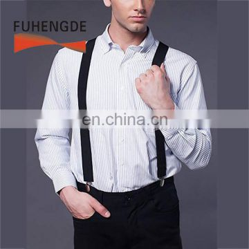Wholesale Y Back No Slip Pin Clip Straight Clip Suspenders