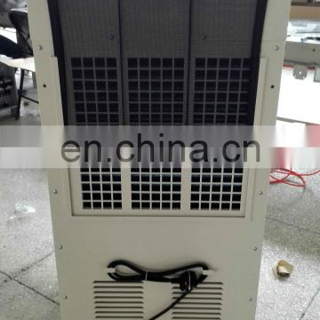 Industrial mobile air conditioner with 9000-12000BTU cooling capacity