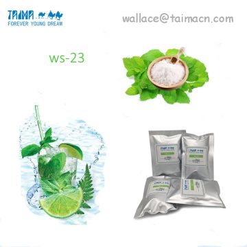Hot Sale Cheap Price Min 99 Purity White Crystal Powder Ws 23  Beverage usage