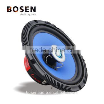 New arrival 6.5inch coaxial car speaker professional car audio system perfect Tone quality