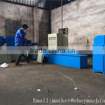 Plastic Bottle Germany Pelletizing Chip Recycling Machine