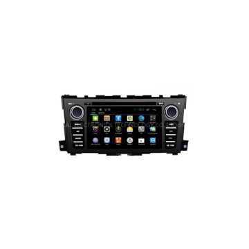 Wholesale Dual Core Car DVD Player Nissan Teana 2014 GPS Navigation for Android Video Audio