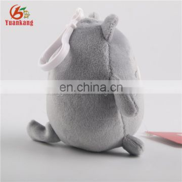 11cm Cute cat keychain CustomPlush Animal Cat Toys Keychain for Promotion