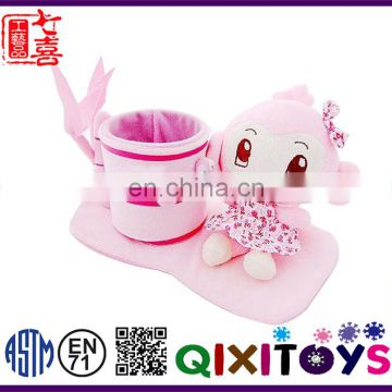 Professional customized cute pen holder stationery