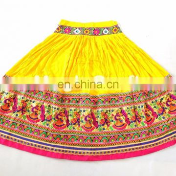Navratri Traditional Dresses - Designer Festival Tassels Chaniya choli- Traditional Indian Choli