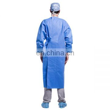 Disposable Sterilized Surgical Gown for Hospital